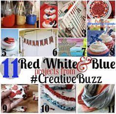 Red White and Blue A