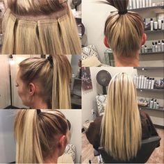 8 easy steps to diy glue your hair extensions brazilian hair 5 reasons why tape extensions are the best hair extension method solutioingenieria Image collections
