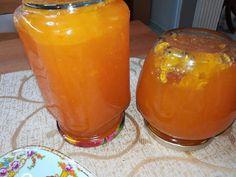 """Νόστιμη συνταγή μαγειρικής από """"Ουρανία Καρδάμη-ΟΙ ΧΡΥΣΟΧΕΡΕΣ / ΗΔΕΣ"""" Υλικά 1 κιλό μήλα μπανανόμηλα (καθαρισμένα) 1 κιλό ζάχαρη 300 γραμμ. καρότα 1 ποτήρι νερού φρέσκο χυμό πορτοκάλι Ξύσμα από δύο πορτοκάλια 2 βανίλιες 1 ξύλο κανέλα Χυμό από ένα λεμόνι Εκτέλεση Καθαρίζουμε και Greek Recipes, Pillar Candles, Candle Holders, Pudding, Sweets, Desserts, Food, Crochet, Tailgate Desserts"""