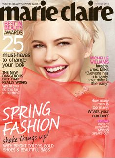 """Cele bitchy   Michelle Williams: """"The typical model of marriage is a little broken to me"""""""