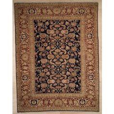 New Contemporary Persian Sultanabad Area Rug 2677 - Area Rug area rugs