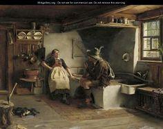 Emil Rau (1858 – 1937) – Pintor alemão_18