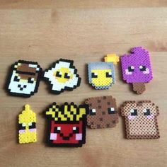 Other - Perler Bead Creations