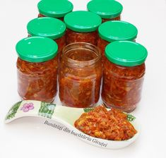 Salsa, Cooking Recipes, Jar, Canning, Food, Roman, Eten, Home Canning