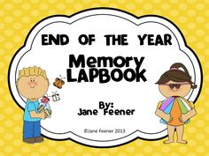 "End of Year Memory book/lapbook **Updated to include a ""My Teachers Page"" for classes with more than one teacher ** Are you looking for a fun act. Classroom Fun, Classroom Organization, End Of Year Activities, Class Activities, Lap Book Templates, Teacher Page, End Of School Year, Reading Intervention, Character Education"