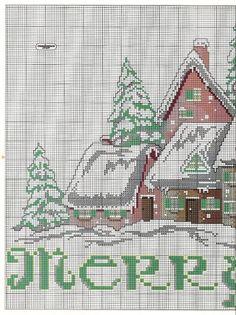 Gallery.ru / Фото #2 - Merry christmas - monica1964