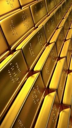 Discover Why The Gold Rate In USA Is Skyrocketing – Bankgeschäfte Gold Bullion Bars, Gold Everything, Gold Reserve, Money Stacks, Gold Money, Gold Rate, Money Affirmations, Luxury Life, Precious Metals