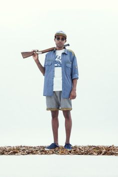 "Less x Mania 2013 ""Safari"" Collection Lookbook"