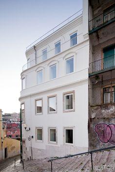 Reabilitação de Edifício na Calçada do Lavra - Jorge Mealha - João Morgado - Fotografia de arquitectura | Architectural Photography