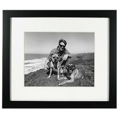 Michael S 8x10 Or 11x14 Black Gallery Frame W Double