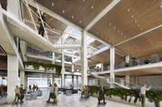 Conoce el futuro centro cívico universitario diseñado por Konrad Brunner y Cristián Undurraga en Bogotá,Cortesía de Cristián Undurraga +…