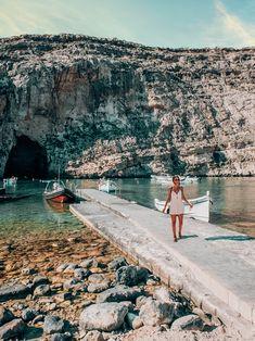 ig:@imgracetoque Blue grotto, Gozo Malta