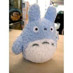 Soft Totoro plush