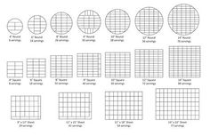 Sheet Cake Sizes And Servings Cake Serving Chart, Cake Serving Guide, Cake Sizes And Servings, Cake Servings, Cake Portions, Cake Decorating Tutorials, Cookie Decorating, Decorating Tools, Cakepops