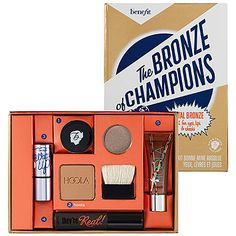 Benefit Cosmetics The Bronze Of Champions: Shop Combination Sets | Sephora