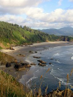 Oregon Coast - Cannon Beach...had so much fun with my cousins there