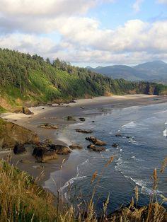 Oregon Coast - Cannon Beach