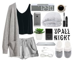 """""""Holding onto a dream."""" by bellaallmey ❤ liked on Polyvore featuring adidas, MANGO, H&M, LEXON, Case-Mate, Soft-Tex, NARS Cosmetics and Victoria's Secret"""