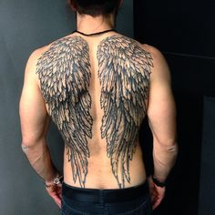 Angel wing tattoos for men are some of the most popular tattoos today. These tattoos have been worn for many years and their history dates back to many years and this can be attributed to…