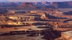 Canyonlands National Park is located in Southeastern area of Utah just southwest of the city of Moab