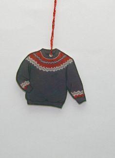Sherlock - John Watson Christmas Sweater Ornament by geekEcrafts on Etsy Sherlock John, Sherlock Fandom, Sherlock Holmes, Christmas Sweaters, Christmas Ornaments, Christmas Tree, Absolutely Everything, John Watson, Johnlock