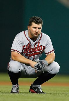 "Most beautiful man ever? Indeedy!  Original caption: I've started using ""Uggla"" to describe ugly things, but Dan uggla is the exact opposite. Sweeettttt Jesus!"