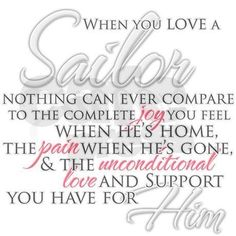 great navy love quote
