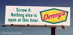 Funny - Hilarious Signs & Billboards