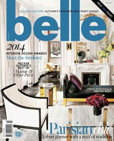 The 5 stunning homes shortlisted in the Belle Coco Republic Interior Design Awards 2014 - The Interiors Addict Modern Architecture House, Architecture Design, Belle Magazine, Interior Design Awards, Design Interiors, Paint Shades, Studio, Interior Inspiration, Layout