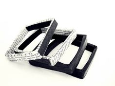 square and - bangles
