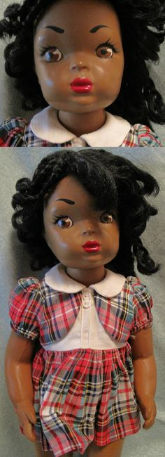 Patty-Jo was a black version of the popular hard plastic doll Terri Lee made by the Terri Lee Doll Company between 1947 and
