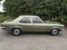 Vauxhall Ventora 1975