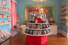 Pick up a sweet treat or make your own at Sweet Pete's in the Springfield neighborhood in Jacksonville, Florida. Courtesy: Visit Jacksonville