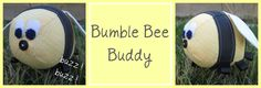 Craft with Confidence: Bubble Bee Tutorial (bug 1 of 3)