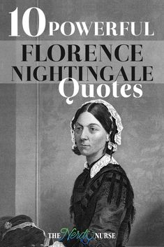 Nurses Discover 10 Powerful Florence Nightingale Quotes We all need encouragement. When the chips are down one of these powerful Florence Nightingale Quotes could inspire you to take action and move forward. Nursing School Humor, Nursing Memes, Nurse Humor, Funny Nursing, Medical Humor, Nursing Student Quotes, Student Memes, Nursing Schools, Student Nurse