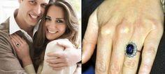 Kate Middleton Vintage Engagement Ring
