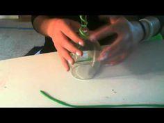 Polymer Clay: Wine glass tutorial