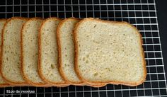 Bloc de recetas: Pan integral de espelta ligero y esponjoso en panificadora