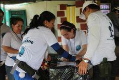 #FundaciónMaríaLuisa @FIMLM Nos preparamos para la Brigada #28 en Soacha; síguenos y vive como Mayerli la experiencia de ayudar.@MLPiraquive