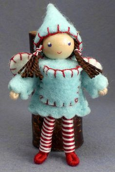 fairy bendy doll with tooth pocket | Flickr - Photo Sharing!