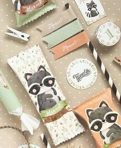Woodland Theme, Woodland Party, Cumpleaños Diy, Dulce Candy, Candy Boxes, Animal Quotes, Wedding Humor, Blogger Themes, Dessert Table