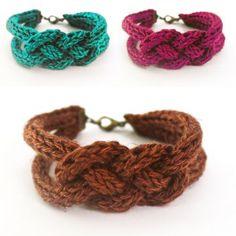 Mon bracelet Noeud marin , Marie Claire Idées