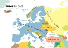 Europe in 2009