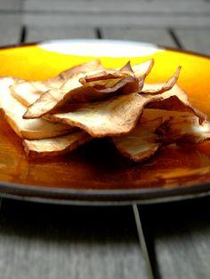 Recette de Chips de céleri