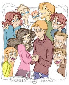 Hermione Granger y Ron Weasley Harry Potter Artwork, Harry Potter Hermione, Harry Potter Jokes, Harry Potter Fandom, Harry Potter World, Ron Weasley, Hermione Granger, Rose And Scorpius, Scorpius Malfoy