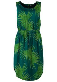 Nümph - DEMI - Korte jurk - Groen