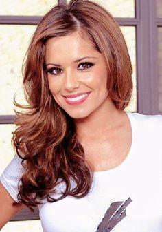 Cheryl Cole - hair color