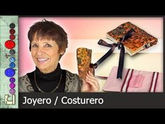 Cómo hacer un Joyero / Costurero [Tutorial] - YouTube Youtube, Sewing Crafts, Jewelry Box, Fabric Handbags, How To Make, Bags, Youtubers, Youtube Movies