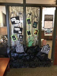 Love our Halloween display!
