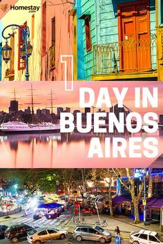 The perfect way to spend a day in Buenos Aires - Buenos Aires has something that other South American cities don't. It has the energy of some of its counterparts, yet it looks like some of its European ones. Traffic is hectic, nightlife is electric, there's lot of open space and shopping is great. Stopping off with only one day to spare? Here's what you should do…
